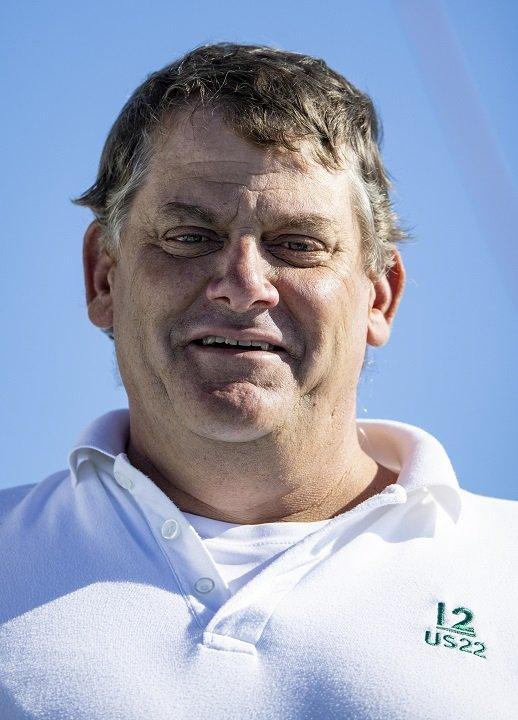 Mike Patterson, Captain