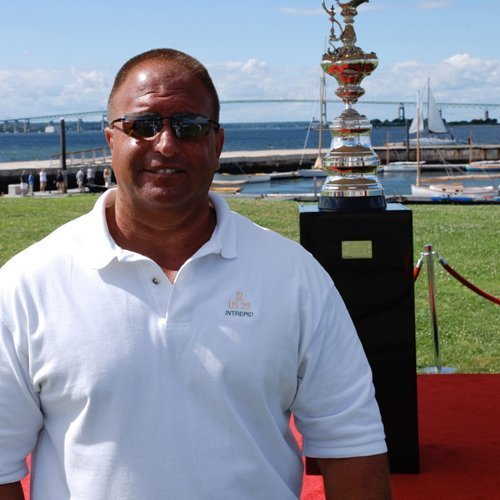 Bruce S. Aldrich, Ticketed Sails Coordinator